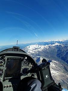 LSC-Segelflugpiloten in Deutschland's Spitzenbereich unterwegs