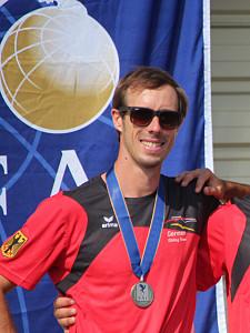 Jan Omsels ist Vize-Weltmeister in der Standard-Klasse