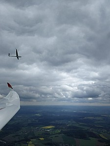 Rekordverdächtige Segelflugleistungen beim LSC – über 1.000 Kilometer mit Sonnenenergie