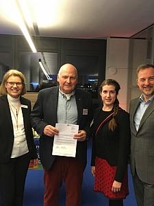 3. Platz beim Raiffeisen-Vereinsvoting