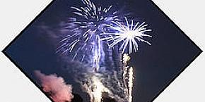 Feuerwerk Workshop beim TFF am 24. August