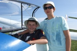 Luftsportclub Bad Homburg erhält das Grüne Band der Commerzbank