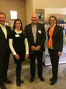 Vereinsvoting Raiffeisenbank Oberursel: LSC erhält für den 2. Platz 3500,- EUR